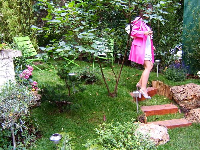 Jardins prestige nos projets ant rieurs for Exemple d amenagement de jardin